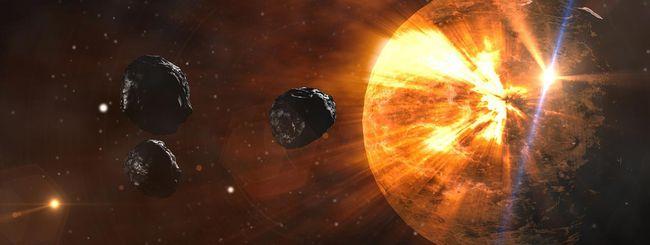 NASA devierà la rotta di un asteroide nel 2022