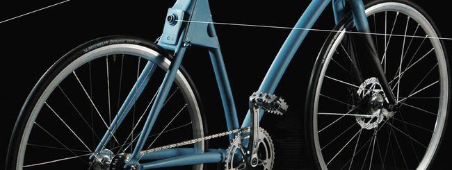 Un telaista italiano per la Samsung Smart Bike
