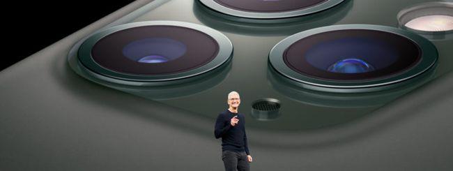 La fotocamera a 3 lenti di iPhone 11 Pro può causare tripofobia