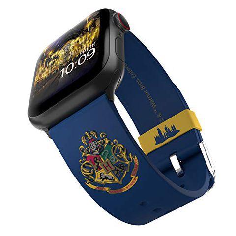 Harry Potter, cinturino per Apple Watch con licenza ufficiale - Hogwarts a colori