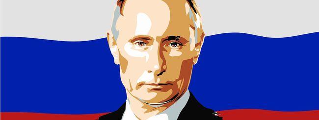 Russia avvia test di RuNet, internet indipendente