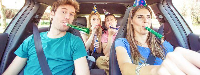 Cinque anni di BlaBlaCar in Italia