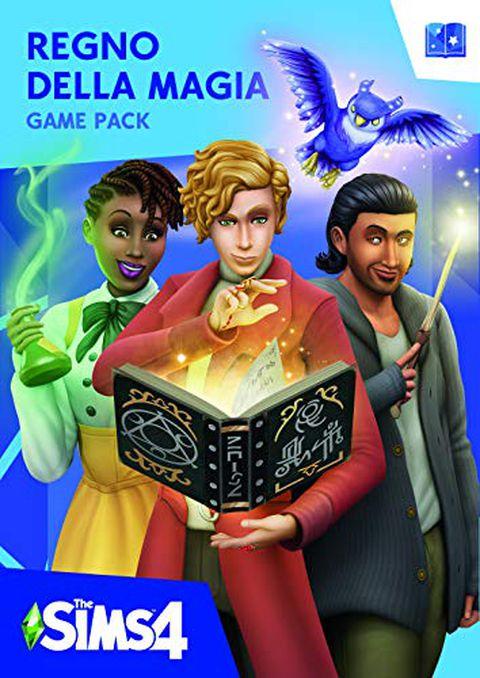 """The Sims 4 Espansione """"Regno della Magia"""""""