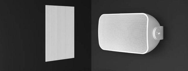 Sonos presenta Architectural by Sonance
