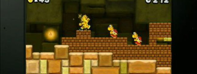 New Super Mario Bros. 2 annunciato per Nintendo 3DS
