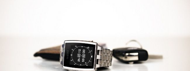 Pebble Steel è ora disponibile per l'acquisto