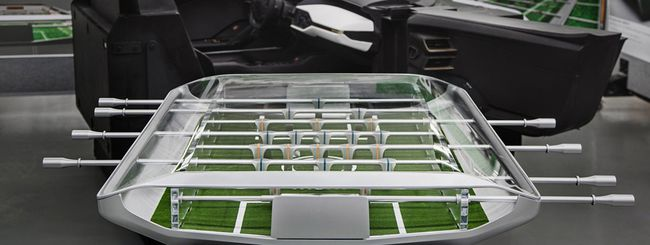 Salone del Mobile: oggetti ispirati alla Ford GT