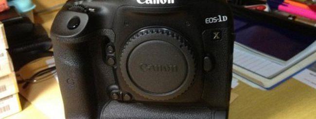 Canon EOS 1D-X, nuovo aggiornamento firmware 1.1.1