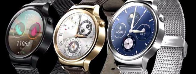 Huawei sceglie Tizen per il prossimo smartwatch?