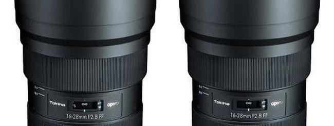 Tokina annuncia uno zoom grandangolare per Nikon e Canon