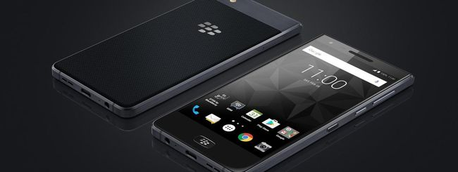 BlackBerry Motion, nuovo smartphone all touch
