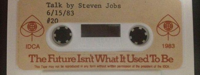 Steve Jobs parlava di iPad già nel 1983