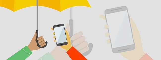 Nexus Protect: i dettagli della garanzia Google