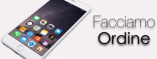 iOS, ripristinare l'ordine delle icone su iPhone e iPad in 1 secondo