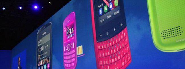 Nokia World 2011: svelata la serie Asha