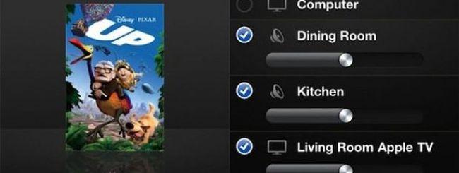 Apple aggiorna Remote con AirPlay e Internet Radio