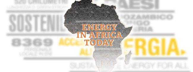 Eni ad Expo: energia per l'Africa