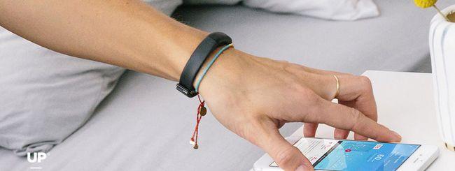 Jawbone rilascia nuovi firmware per gli UP