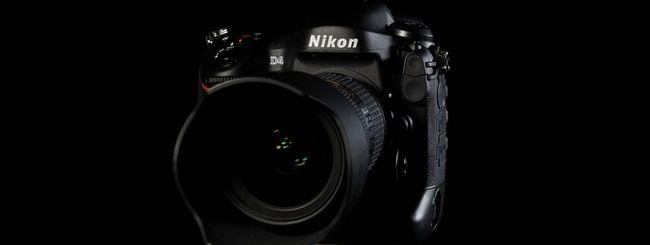 Nikon D4s, online tutte le caratteristiche