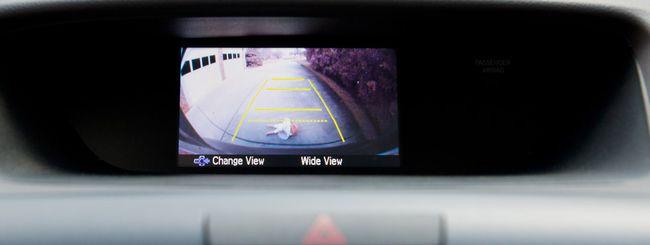 USA: videocamere posteriori obbligatorie dal 2018