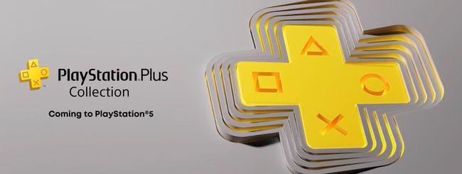 PS5, tutti i giochi inclusi nella PS Plus Collection