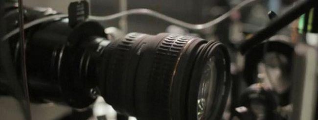 Videocamera del MIT registra ad 1 trilione di fps