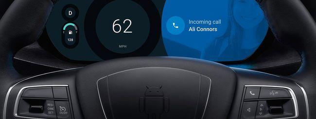Google I/O 2017: le auto Android di Volvo e Audi