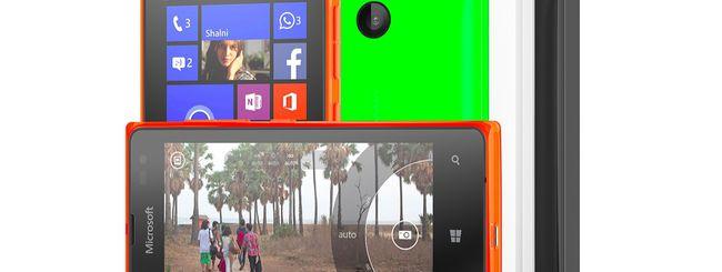 Microsoft Lumia 435 e 532, i più convenienti