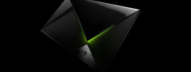 Nvidia Shield con Android TV arriva in Italia