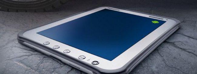 Panasonic Toughpad FZ-A1, inizia la distribuzione