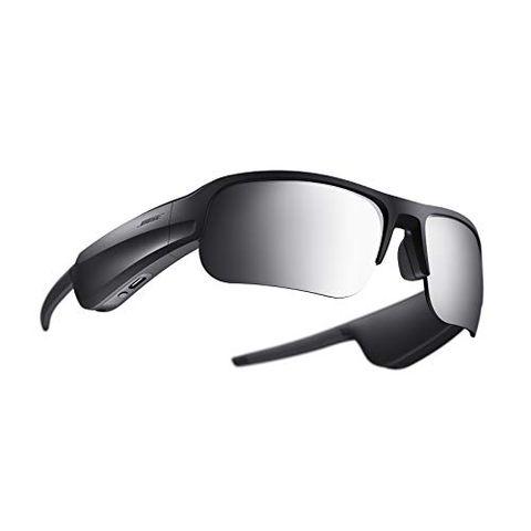 Bose Frames Tempo - Occhiali da Sole Sportivi con Audio con Lenti Polarizzate e Connettività Bluetooth, Nero