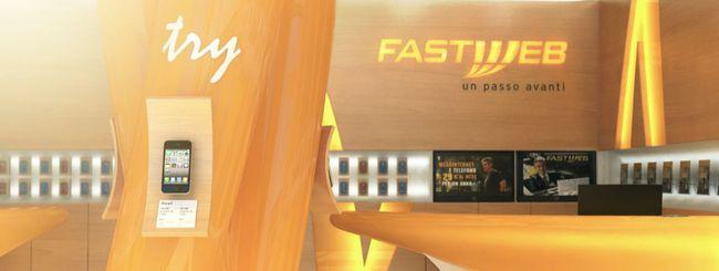 Fastweb, arriva il distributore automatico di SIM