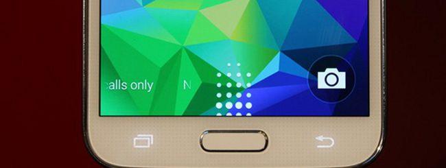 Samsung Galaxy S5, clonazione delle impronte