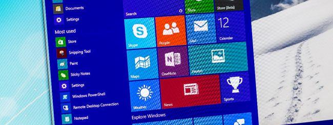 Windows 10, tre nuove versioni in arrivo