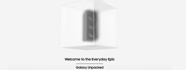 Samsung Galaxy Unpacked 2021 si terrà il 14 gennaio