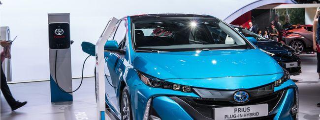 Toyota con Panasonic per le batterie prismatiche