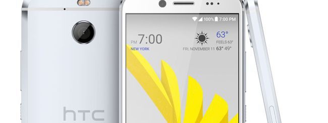 HTC Bolt, smartphone esclusivo di Sprint