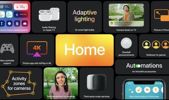 HomeKit: HomePod mini & Apple TV conosceranno la posizione dell'utente a casa