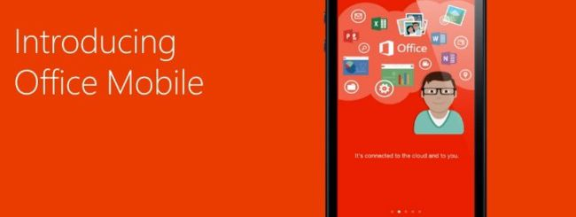 Microsoft annuncia Office Mobile per iPhone