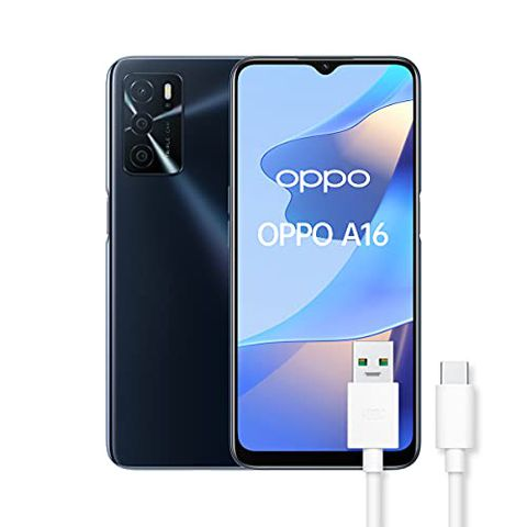 OPPO A16 (Crystal Black)