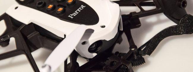 Parrot esce dal settore dei mini droni