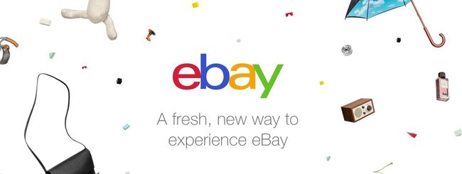 eBay aggiorna l'app per iOS e Android