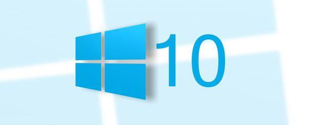 Windows 10 Consumer Preview, primi rumor