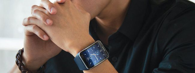 Samsung Gear S, lo smartwatch sempre connesso