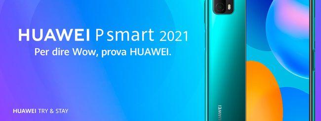 """Huawei cerca 3 nuovi tester: ecco il programma """"Try & Stay"""""""