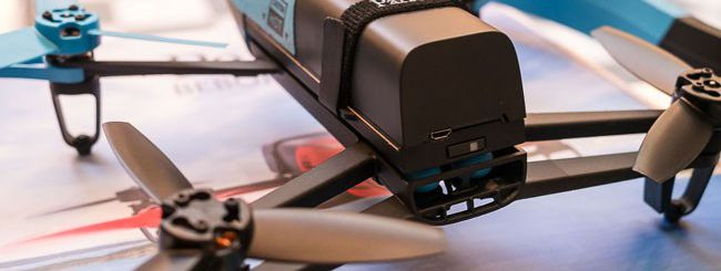 Parrot BeBop Drone provato in anteprima