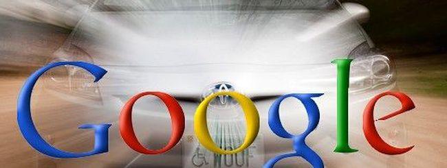 Google Car, via libera sulle strade del Nevada