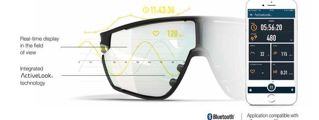 Julbo Evad-1, gli occhiali che leggono il fitness
