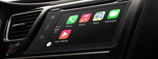 Apple CarPlay, iOS 7 a bordo della Ferrari
