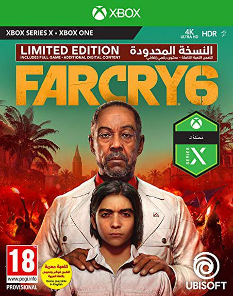 Far Cry 6 Limited Edition (Xbox One) - Esclusiva Amazon